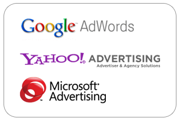 Google Yahoo! and Bing Advertising