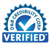 D and B VERIFIED Seal