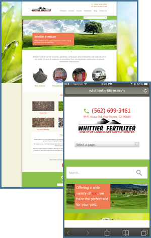 website design-agency-los-angeles-global-it-whittier-fertilizer