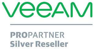 Managed IT certified with Veeam